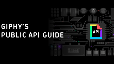 GIPHY's Public API Guide